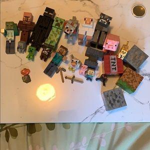 Minecraft Figures